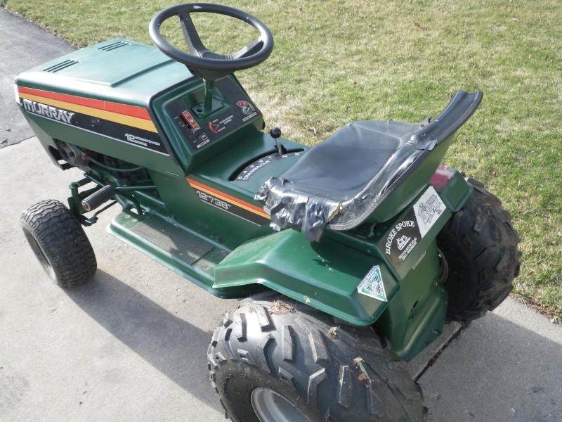 "machine - Murray ""Green Machine"" Mud Mower Rimg0120"
