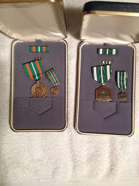 Coast Guard Medal Bars and Groups Cg_gro10