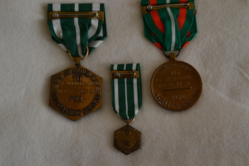 Coast Guard Medal Bars and Groups Cg_nam10