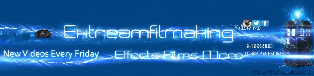 The Offical Extreamfilmaking Website!