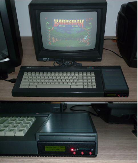 SD Hxc révision F sur mon Amstrad CPC 6128  Amstra10