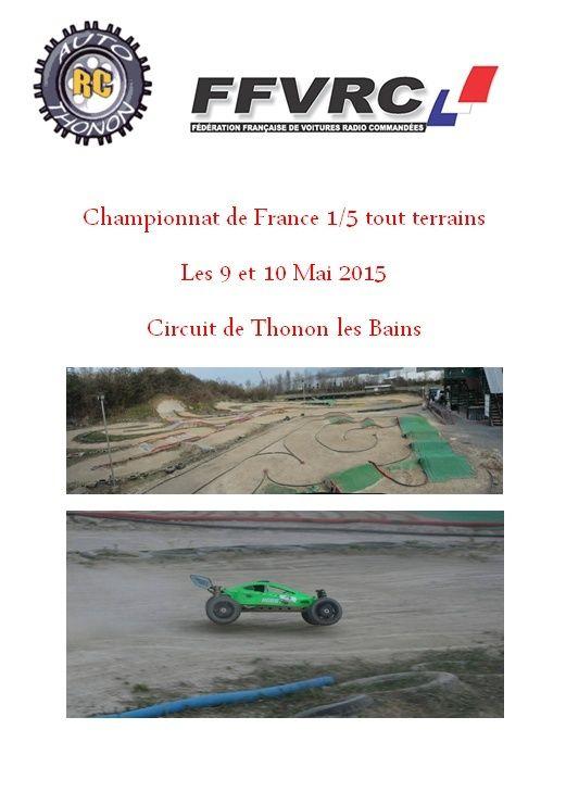 2ème manche du championnat de france 1/5 TT 9 et 10 Mai 2015 Captur11