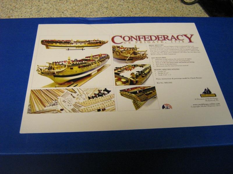 U.S. Frigate Confederacy 1778 1:64 gebaut von UdoK Img_1211
