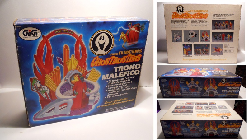 Filmation Ghostbusters - Trono Malefico Filmat10