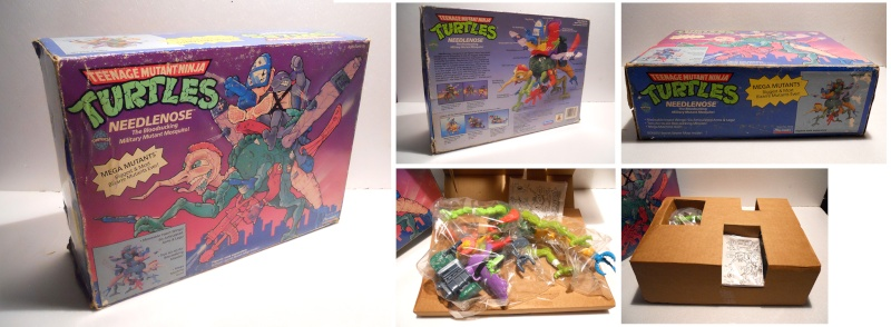 Turtles Needlenose Playmates1990 Turtle10
