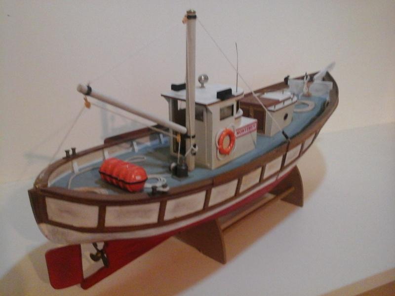 Le MONTEREY 522  Billing boat au 1/20  20150515