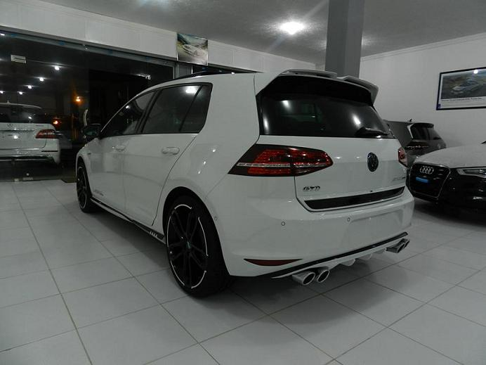 Golf 7 GTD Dark Edition 1721