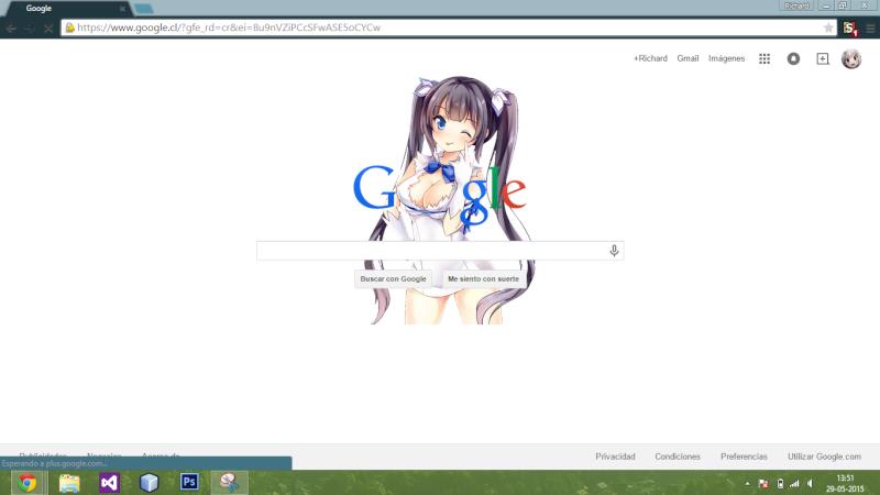 Doodle Hestia para Google [Google Chrome] Captur14