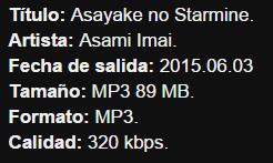 Plastic Memories ED Single – Asayake no Starmine Info12