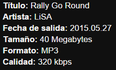 Nisekoi 2 OP Single – Rally Go Round Info13