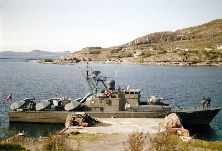 Patrouilleur Type SNOGG 1/35e Tjeld_12