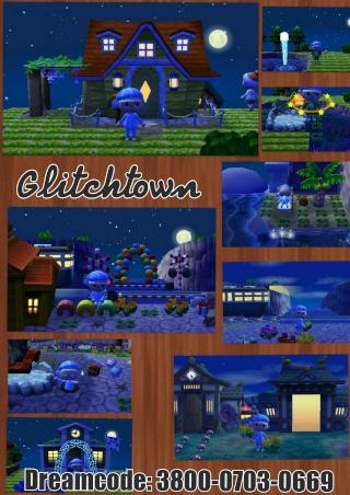 Animal Crossing New Leaf - Glitchstädte Photog11