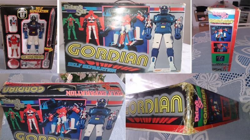 GORDIAN ROBOT VINTAGE!! Gordia10
