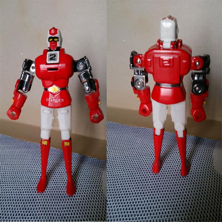 GORDIAN ROBOT VINTAGE!! Gordia12