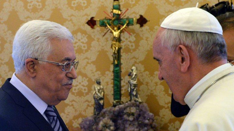 El Vaticano reconoce oficialmente al Estado Palestino C_data14