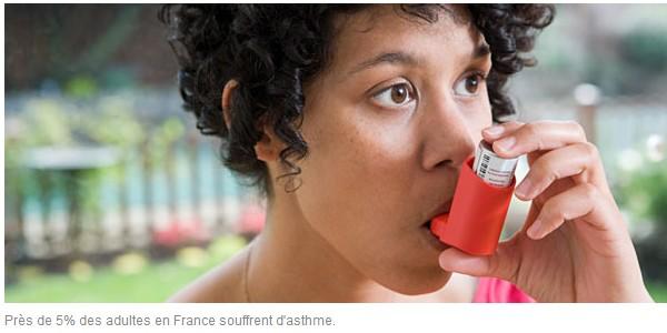 Un traitement permettrait de guérir de l'asthme Sans_189