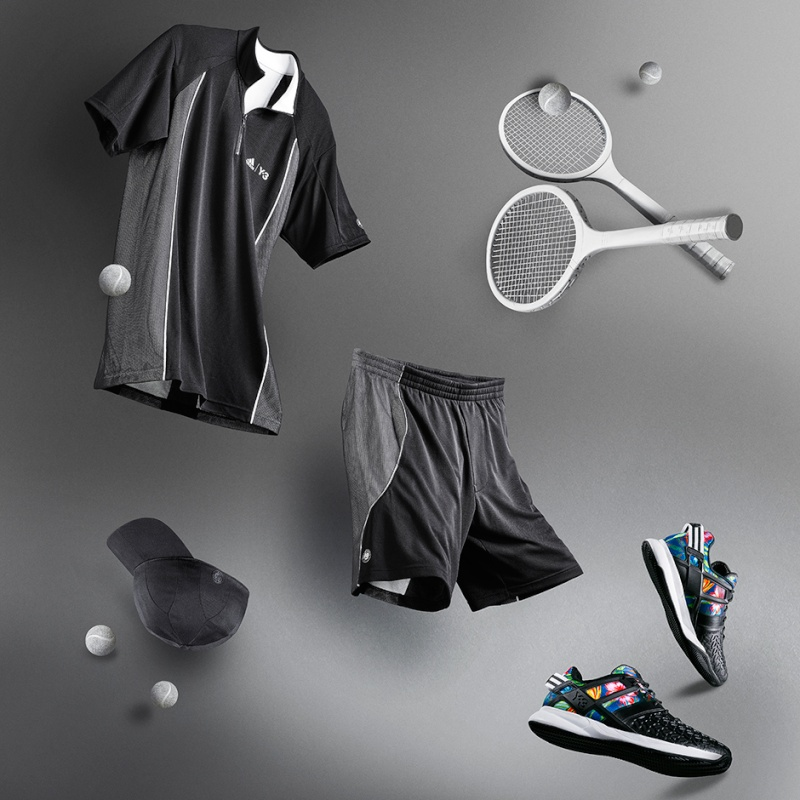 Novità Adidas Y3 (Roland Garros 2015) Adidas11