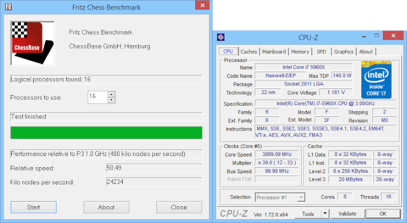 Haswell-E [8-CPU] Testing Benchm11
