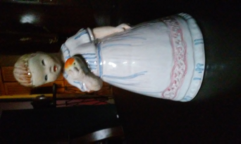 Anyone know anything about Hungarian Folk or Figural pottery? 20150314