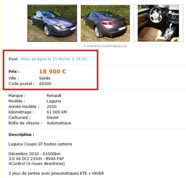 [avis] achat Laguna coupé 3.0 V6 DCI Initiale - Page 3 Lag11