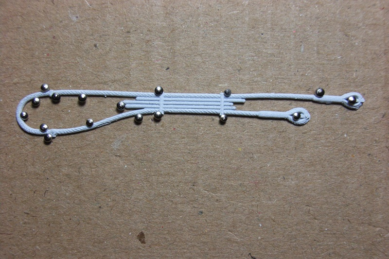 Mise en forme d'un cable de remorquage selon un modèle prédéfini. Rimg0031
