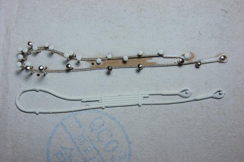 Mise en forme d'un cable de remorquage selon un modèle prédéfini. Rimg0033