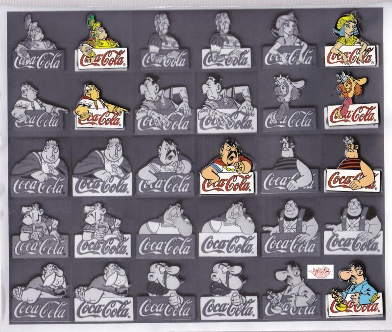 La Collection Asterix de Nacktmull Pins2-11