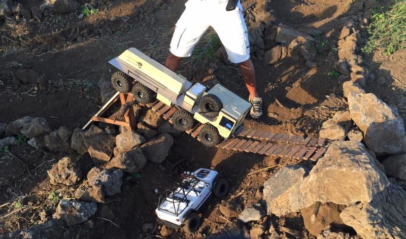 Piste Crawler Trois Mares  Image33