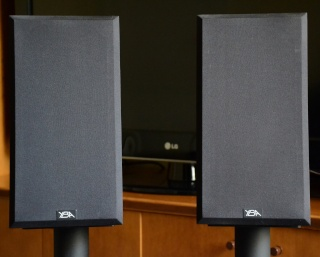 (RM) YBA Sonata by Silco e Stand + cavi YBA 1310