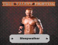 Wrestler Cards Sleepw13
