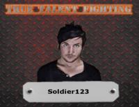 Wrestler Cards Soldie11