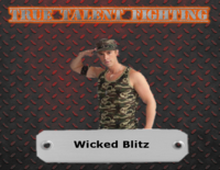 Wrestler Cards Wicked12