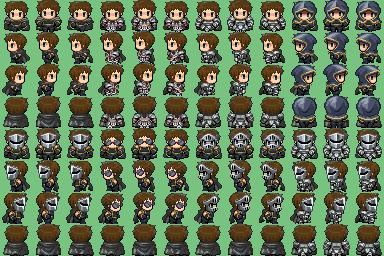 Afficher les équipements sur le Personnage Hero_111