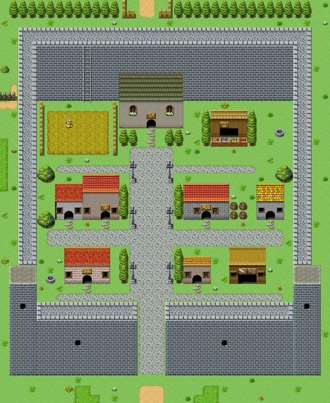 Project n00bieS - Un RPG qui ne respecte pas les clichés habituels! [Demo Disponible!] - Page 2 Projpo11