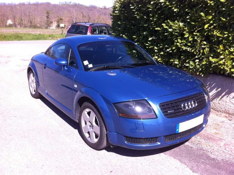 Présentation MK1 180CV Quattro 12cv Audi_t15