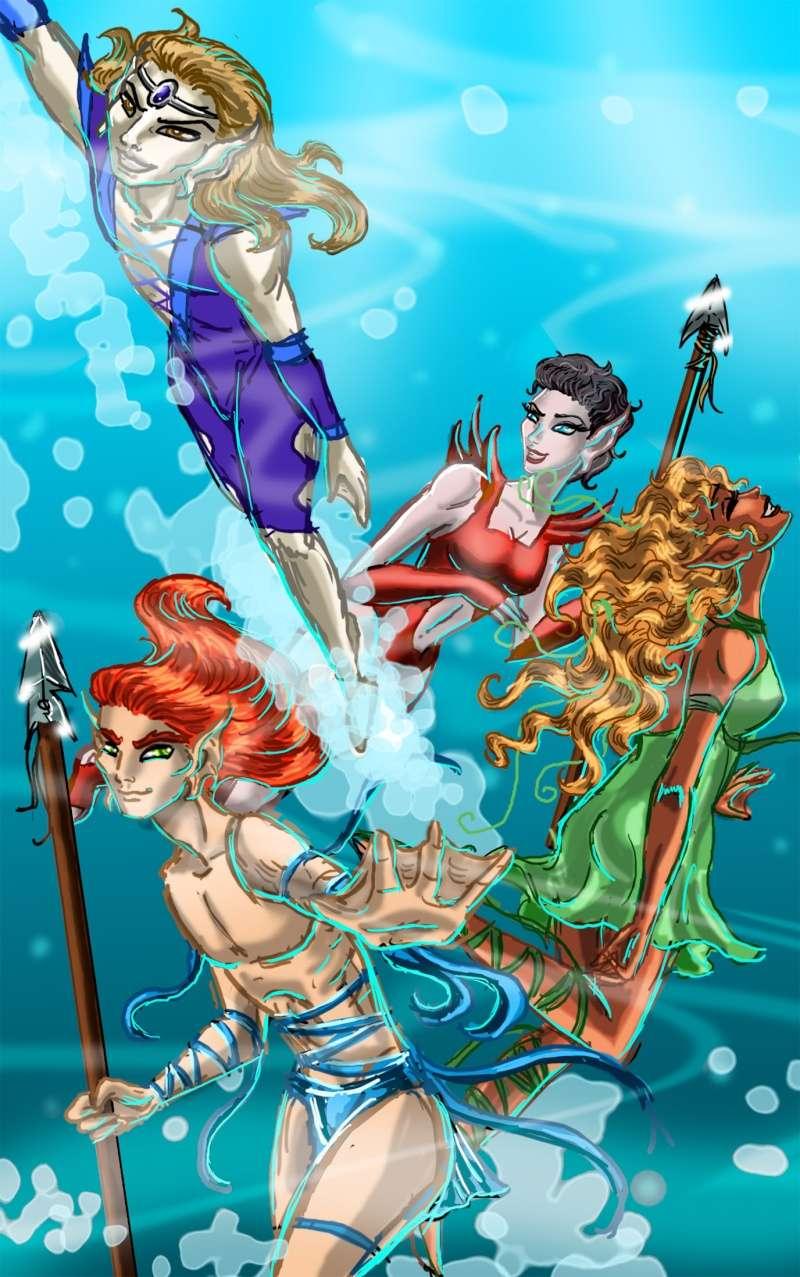 Christina's WaveDancers artage Swim-w11