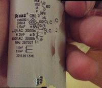 Remplacement condensateur VMC Atlantic Eolix Img_0113