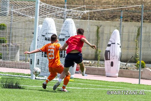 Miqesore: Partizani - Kevitan 5-0 10689410