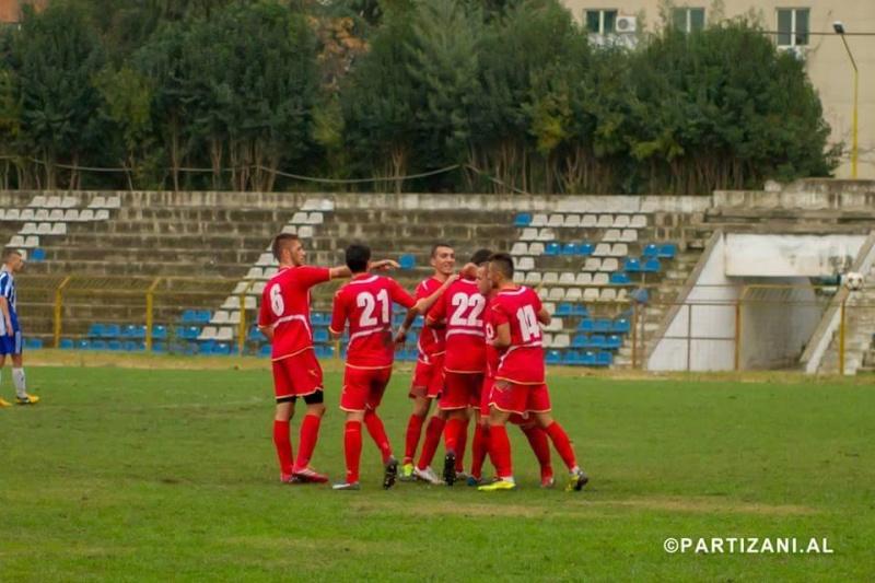 Java 21: Tirana B - Partizani B 2-4 Tirana11