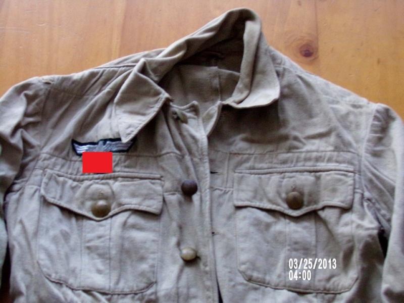 authentique uniforme français? 610
