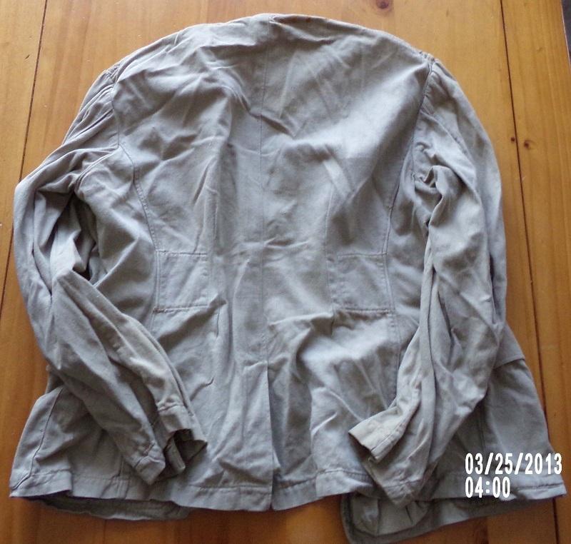 authentique uniforme français? 710