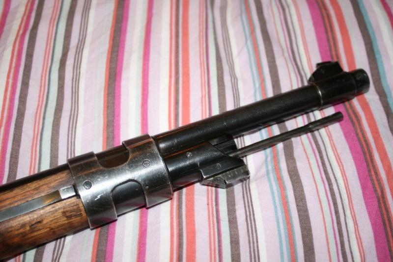 """Mon premier jouet, Mauser M43 """"la Coruna"""" Img_8316"""