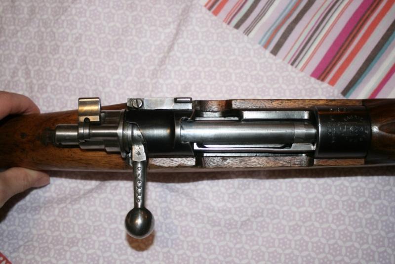 """Mon premier jouet, Mauser M43 """"la Coruna"""" Img_8318"""