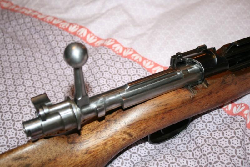 """Mon premier jouet, Mauser M43 """"la Coruna"""" Img_8320"""