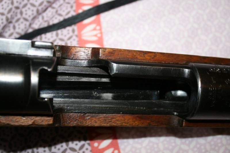 """Mon premier jouet, Mauser M43 """"la Coruna"""" Img_8322"""
