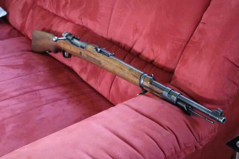 """Mon premier jouet, Mauser M43 """"la Coruna"""" Img_8326"""