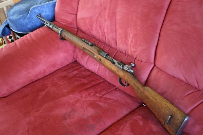 """Mon premier jouet, Mauser M43 """"la Coruna"""" Img_8327"""