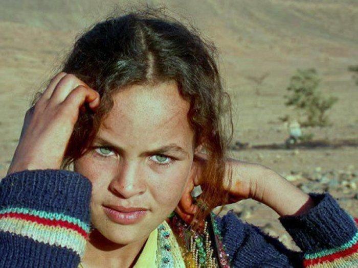 berbere - La beauté Amazigho berbere  a battu tous les records Fille310