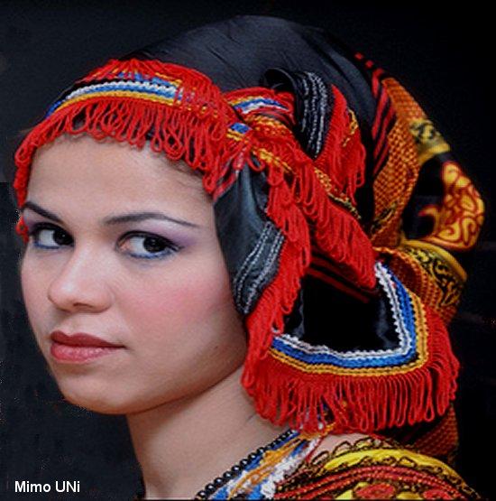 berbere - La beauté Amazigho berbere  a battu tous les records Fille710