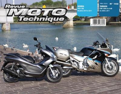 Recherche Revue Moto Technique n°162 Rmt_1610